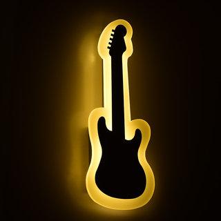 LED Wall Light Guitar