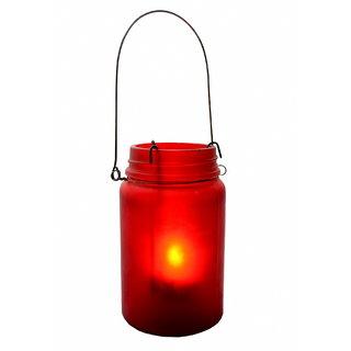 Beautiful T-Light Jar