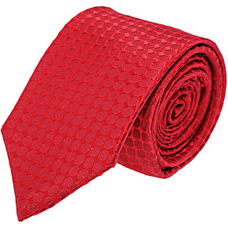 Tossido Nice Red Slim Neck-Tie