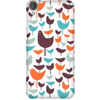 Super Cases Premium Designer Printed Case for HTC Desire 820 / 820Q / 820S
