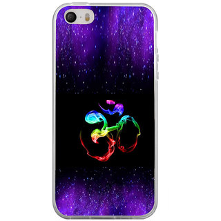 ifasho Om animated design Back Case Cover for Apple Iphone 4