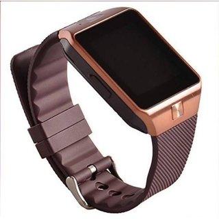 Zakk DZ09 Smart Watch Brown