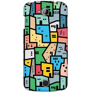 Super Cases Premium Designer Printed Case for Acer Z530