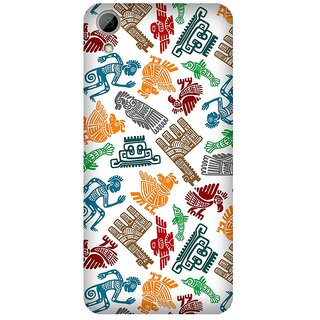 Super Cases Premium Designer Printed Case for HTC Desire 626 / 626 G+