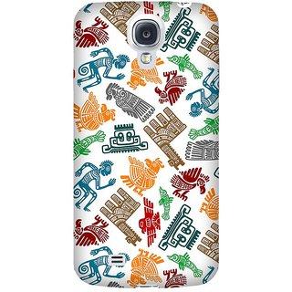 Super Cases Premium Designer Printed Case for Samsung Galaxy S4