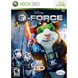 XBOX 360 G-FORCE