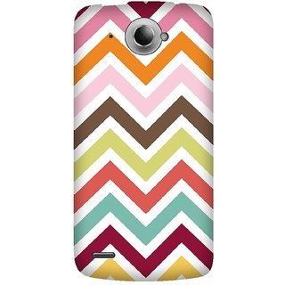 Super Cases Premium Designer Printed Case for Lenovo S920