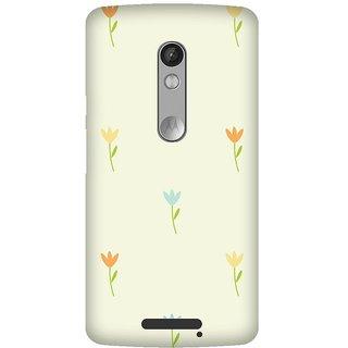 Super Cases Premium Designer Printed Case for Moto X3