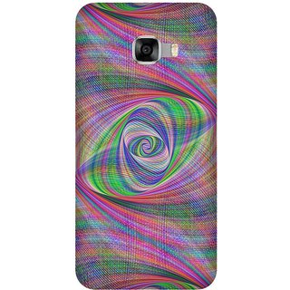 Super Cases Premium Designer Printed Case for Samsung Galaxy C5