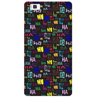 Super Cases Premium Designer Printed Case for Huawei Honor P8