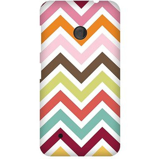 Super Cases Premium Designer Printed Case for Nokia Lumia 530