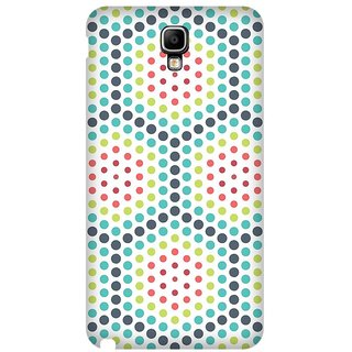 Super Cases Premium Designer Printed Case for Samsung Galaxy Note 3 Neo/Lite