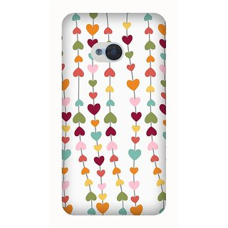 Super Cases Premium Designer Printed Case for HTC One M7