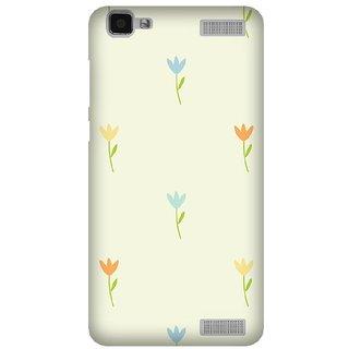 Super Cases Premium Designer Printed Case for Vivo V1 Max