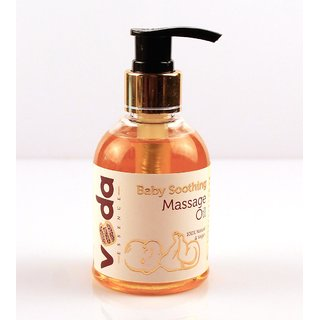 Baby Soothing Massage Oil