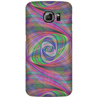 Super Cases Premium Designer Printed Case for Samsung Galaxy S6 Edge Plus