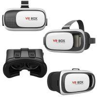 VR BOX Virtual Reality 3D Glasses Google Cardboard For Samsung S6 S5 Note Edge