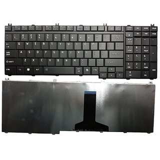 Compatible Laptop Keyboard For Toshiba Satellite L515-S4008, L515-Sp4031L  With 3 Month Warranty
