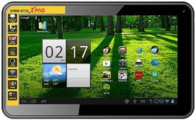 Simmtronics SIMM-X720 Tablet (7 Inch, 4GB, Wi-Fi+3G Via