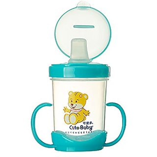 Abstract 2 Pk Baby / Toddler Training Cup (Blue)