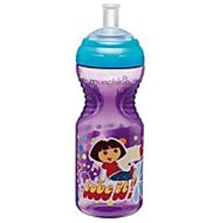 Munchkin Dora The Explorer Sports Bottle (Colors May Vary)