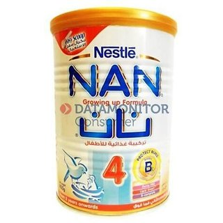 Nestle Nan 4 (2Y+) - 400G (Imported)