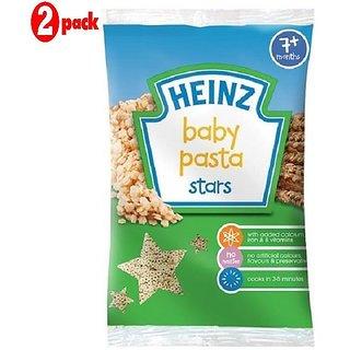 Heinz Baby Pasta Stars (7m+) - 250G (Pack of 2)