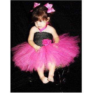 baa0a0bc28441 Buy BEAUTIFUL PINK TUTU DRESS FOR BABY GIRL KIDS TODDLER - BIRTHDAY ...