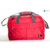 Safex Red 20 inch Cabin size Travel Duffle Bag