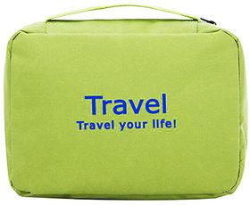 EvanaTM Toiletry Kit/folding Toiletry Kit Travel Bag-three Layer Cosmetic Organi