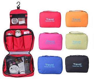 Toiletry Kit folding Toiletry Kit Travel Bag-three Layer Cosmetic Organizer Unisex Toiletry Kit