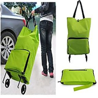 Portable Tug bag shopping cart Multifunction Travel Bag Portable Fashion Tug Package Foldable Shopping Cart Trolley Case