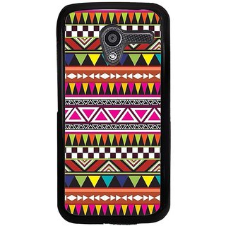 Ayaashii Aztec Tribal Pattern Back Case Cover for Motorola Moto X XT1058::Motorola Moto X (1st Gen)