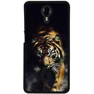 Ayaashii Huntting Tiger Back Case Cover for Micromax Canvas Xpress 2 E313::Micromax Canvas Xpress 2 (2nd Gen)