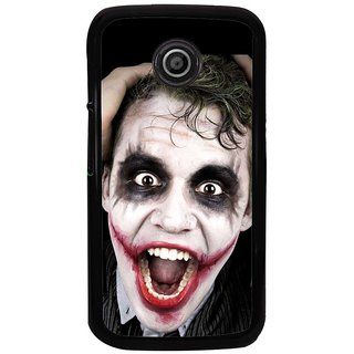 Ayaashii Locker Was Shouting  Back Case Cover for Motorola Moto E2::Motorola Moto E (2nd Gen)