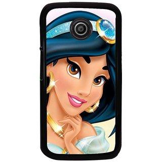 Ayaashii Barbie Queen  Back Case Cover for Motorola Moto E2::Motorola Moto E (2nd Gen)