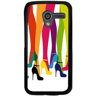 Ayaashii Number Of Legs Back Case Cover for Motorola Moto X XT1058::Motorola Moto X (1st Gen)