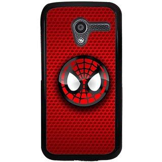 Ayaashii Spider Logo Back Case Cover for Motorola Moto X XT1058::Motorola Moto X (1st Gen)