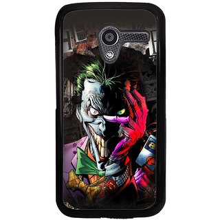 Ayaashii The Jocker  Back Case Cover for Motorola Moto X XT1058::Motorola Moto X (1st Gen)