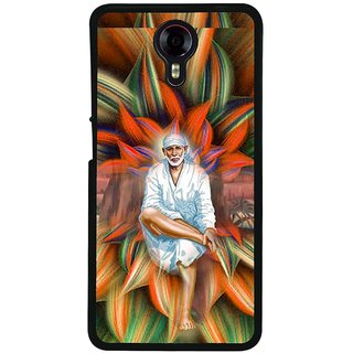 Ayaashii Animated Sai Baba Back Case Cover for Micromax Canvas Xpress 2 E313::Micromax Canvas Xpress 2 (2nd Gen)