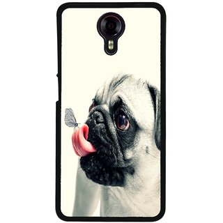 Ayaashii Sweet Puppy Back Case Cover for Micromax Canvas Xpress 2 E313::Micromax Canvas Xpress 2 (2nd Gen)