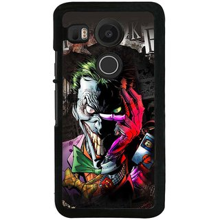 Ayaashii The Jocker  Back Case Cover for LG Google Nexus 5X::LG Google Nexus 5X (2nd Gen)