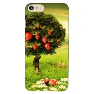 instyler PREMIUM DIGITAL PRINTED 3D BACK COVER FOR APPLE I PHONE 7 3DIP7_TMC-10501