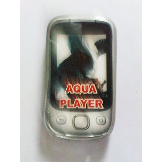 Intex Aqua Player Mobile Soft Silicone Battery Back Cover Case Skin Pouch