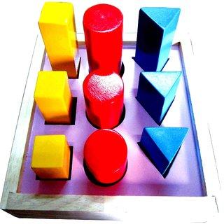 Learners Play Beginners Shape