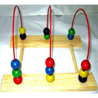 Learners Play Three Loop Maze