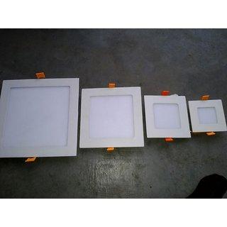 Pearl LSCSM-06-CDL 6-Watt Square LED Slim Panel Light