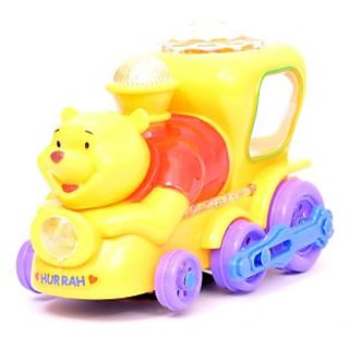 Battery Operated Pooh Train