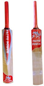 Facto Power Popular Willow Cricket Bat - (Size  6) (Model  2828)