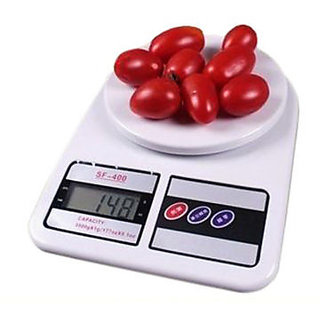 Portable Electronic Digital Kitchen Weighing Scale 10Kg
